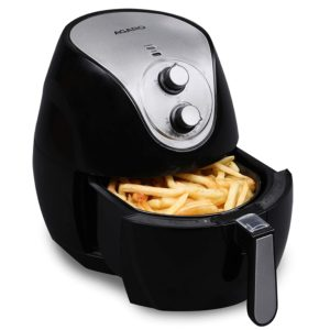 Agaro Air Fryer 3.2 Litre 1300 Watts With 3d Uniform Heating Technology