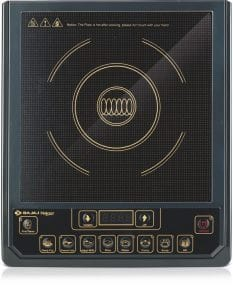 Bajaj Majestry ICX 3 Induction Cooktop