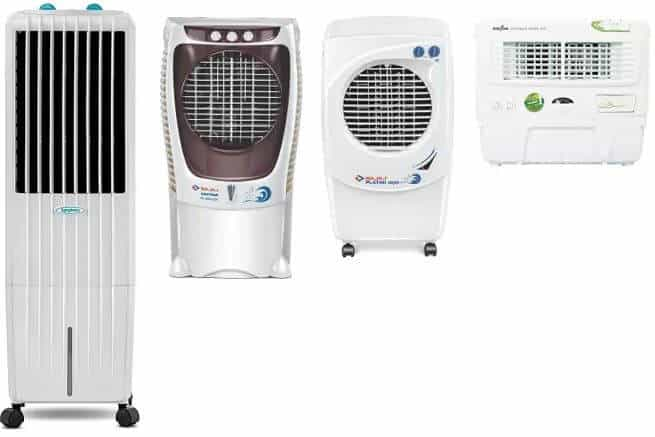 Best Air Coolers Under 10000 In India 2020
