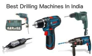 Best Drill Machines In India 2020