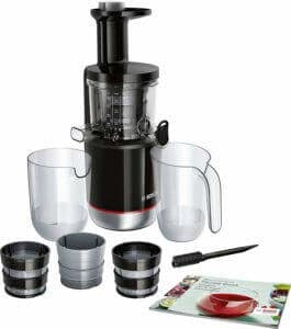 Bosch Lifestyle MESM731M 150-Watt Cold Press Slow Juicer