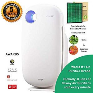 Coway Sleep Pro AP-1009 Air Purifier