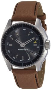 Fastrack Black Magic Analog Black Dial Men's Watch