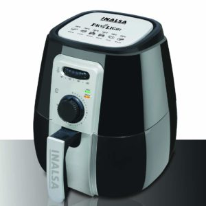 Inalsa Air Fryer 2.9L Fry Light with 1400-Watt and Smart Rapid Air Technology