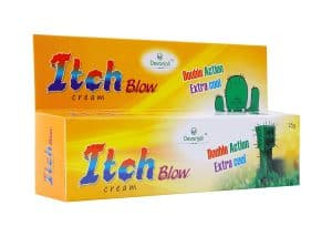 Itch Blow Anti Itching Cream
