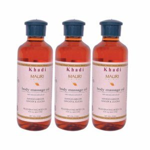 Khadi Mauri Herbals Under Eye Gel, 210ml