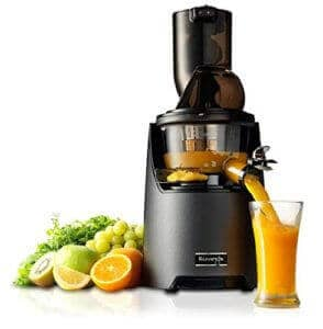Kuvings Leather Finish Elite Whole Slow Juicer (EVO820)