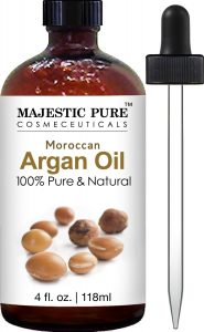 Majestic Athletic Moroccan Argan Oil