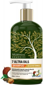 Morpheme's Remedies 7 Ultra Hair Oil