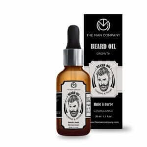 The Man Company Oil for Beard Moustache and Mooch