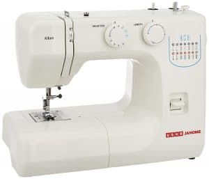 USHA-Janome-Allure-Electric-Sewing-Machine