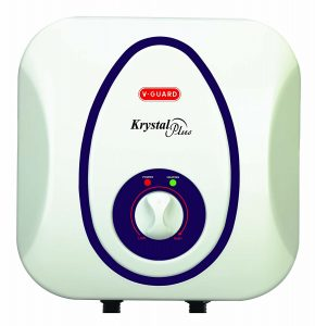 V-Guard Water Heater Krystal Plus 25 Litre