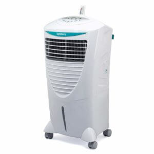 i 31-Litre Symphony Hicool Air cooler with Remote
