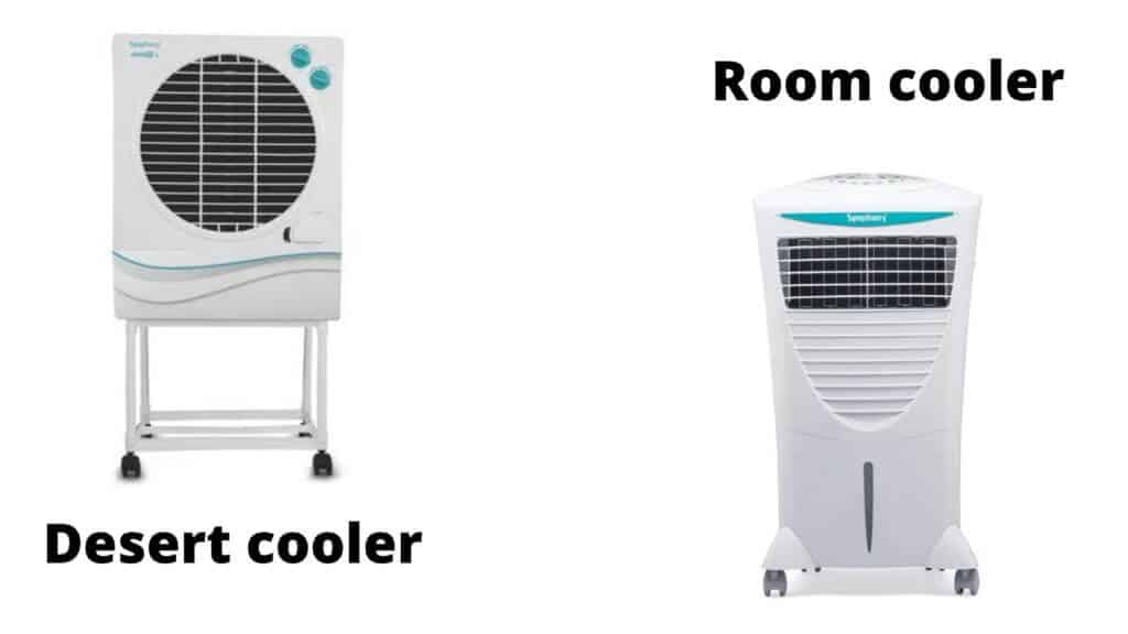 Types of Air Cooler