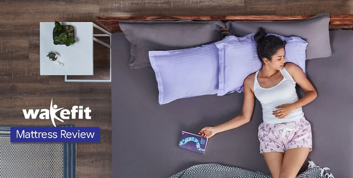 Wakefit Mattress Review in India