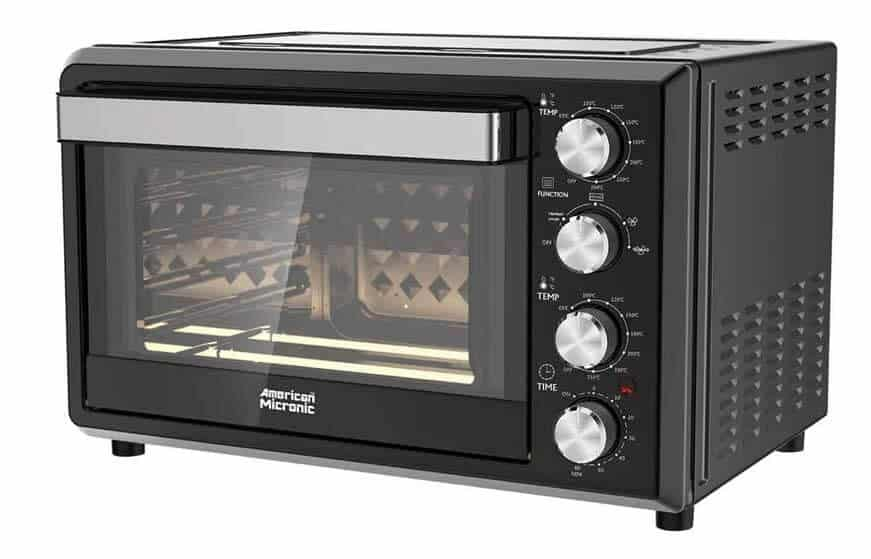 American Micronic-AMI-36LDx- 36 Litre Imported Convection OTG Oven in India