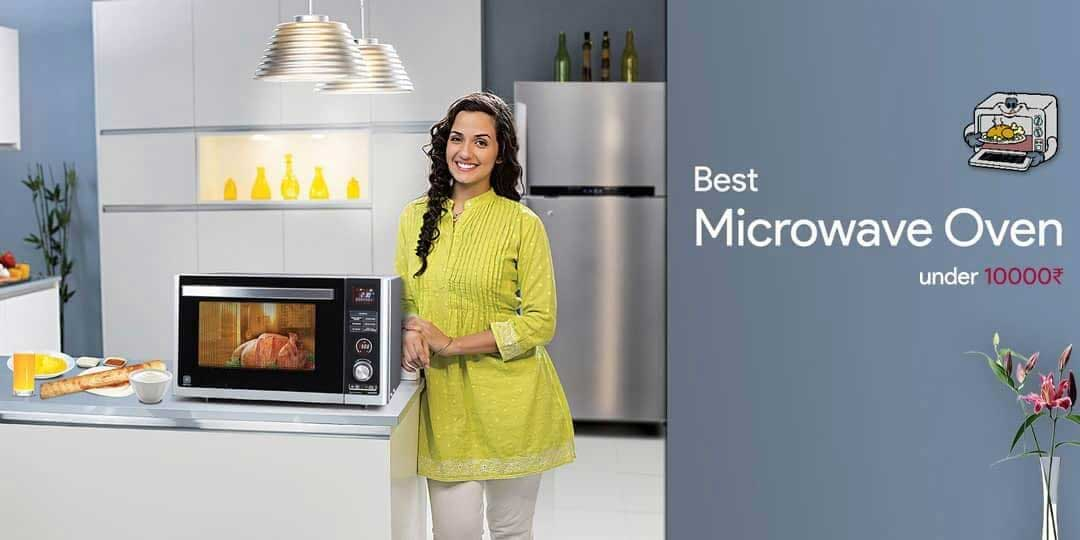 Best Microwave Oven Under Rs 10 000 In India 2020