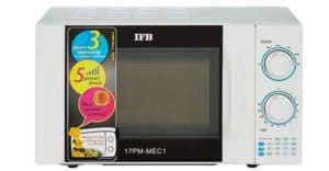 IFB 17 L Solo Microwave Oven Under Rs 5000