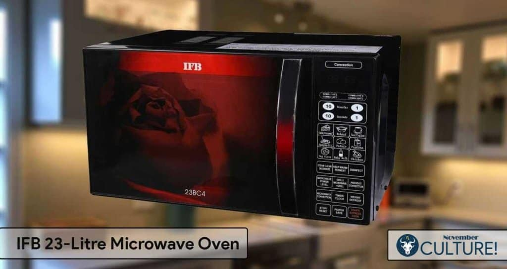 IFB 23BC4 Microwave Oven Review