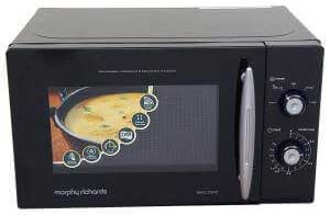 Morphy Richards 20 L Solo Microwave Oven in India