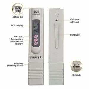 Best TDS Meter In India: Reviews and Buying Guide 5