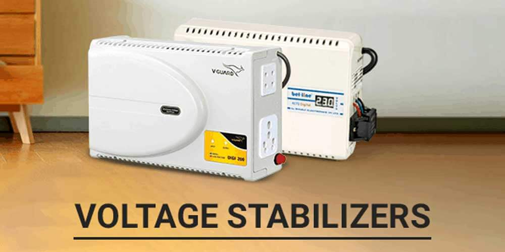Choose the right Voltage Stabilizer for your Appliance