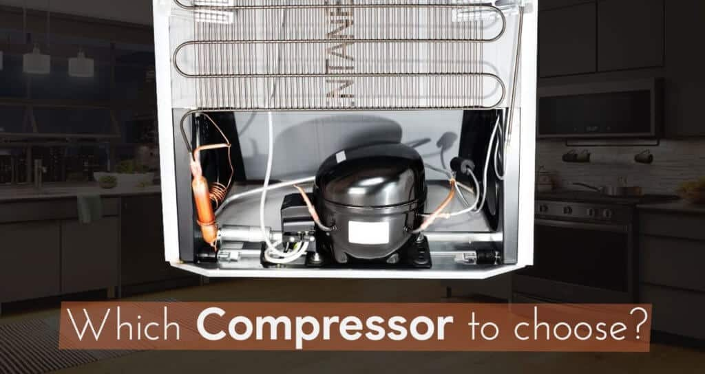 How a Refrigerator Compressor Works & Which Type is Better? 1