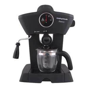 Morphy Richards Fresco 800-Watt 4-Cups Espresso Coffee Maker