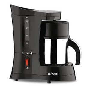 Preethi Cafe Zest CM210 Drip Coffee Maker