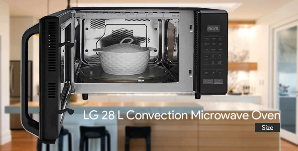 LG 28 L Convection Microwave Oven Long term review 1
