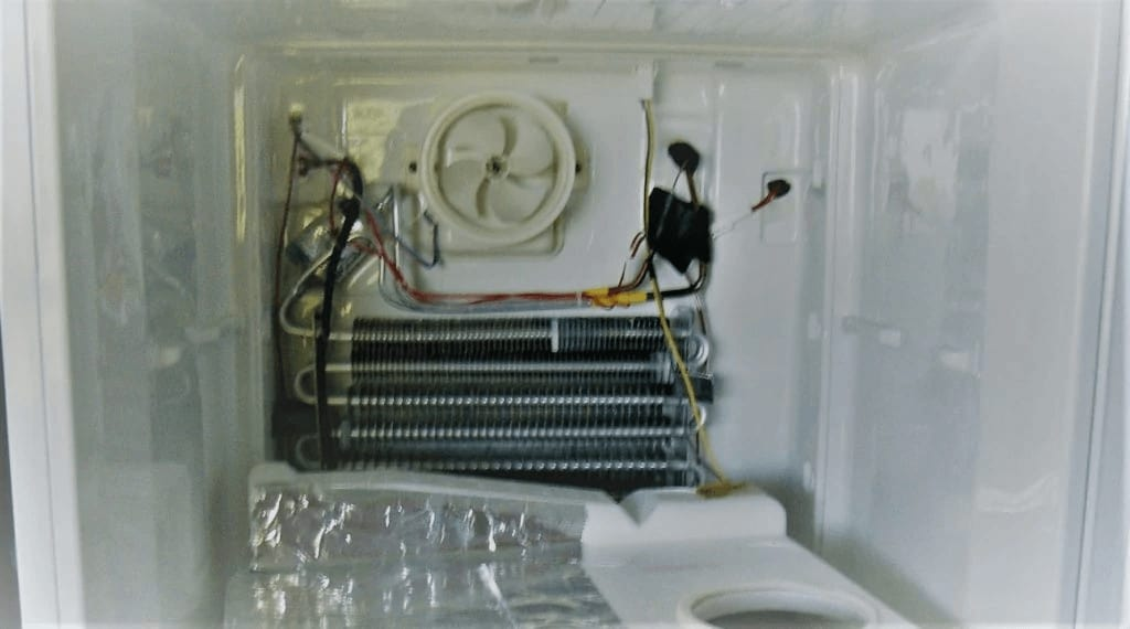 """How To Fix The """"Fridge Not Cooling"""" Error 5"""