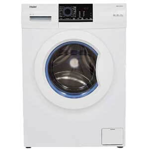 haier front loader washing machine review