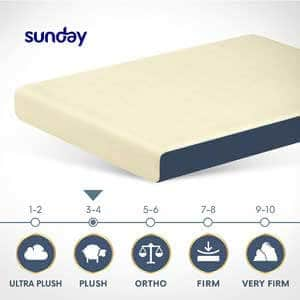Sunday Latex Mattress
