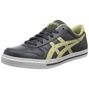 Asics Tiger Men's Aaron Leather Sneakers