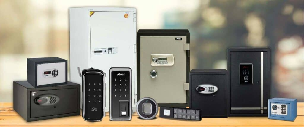 Best Electronic Lockers In India 2020
