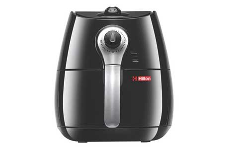 Hilton 3.5 L Black Air Fryer