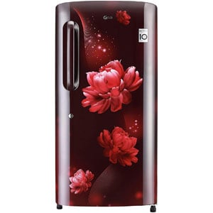 LG 215 L 4 Star Inverter Direct-Cool Single Door Refrigerator
