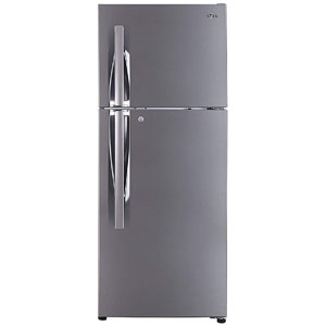 LG 260 L 3 Star Frost-Free Double Door Refrigerator