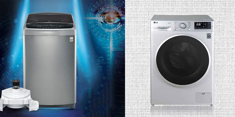 LG Top Load Vs Front Load Washing Machine