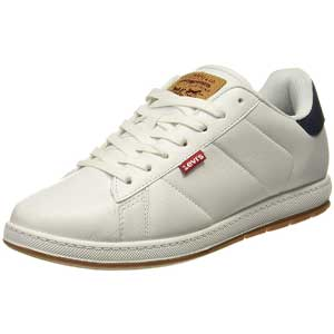 Levi's Men's Declan Millstone Two Tone Sneakers