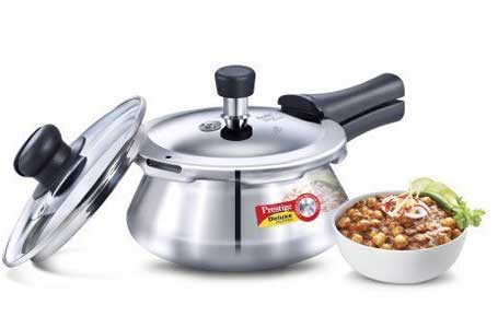 Best Pressure Cookers In India 2021 – Reviews & Buyer's Guide 5