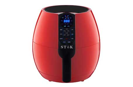 SToK Digital 4 L  Air Fryer