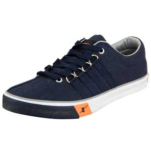 Sparx Men's Canvas Sneakers