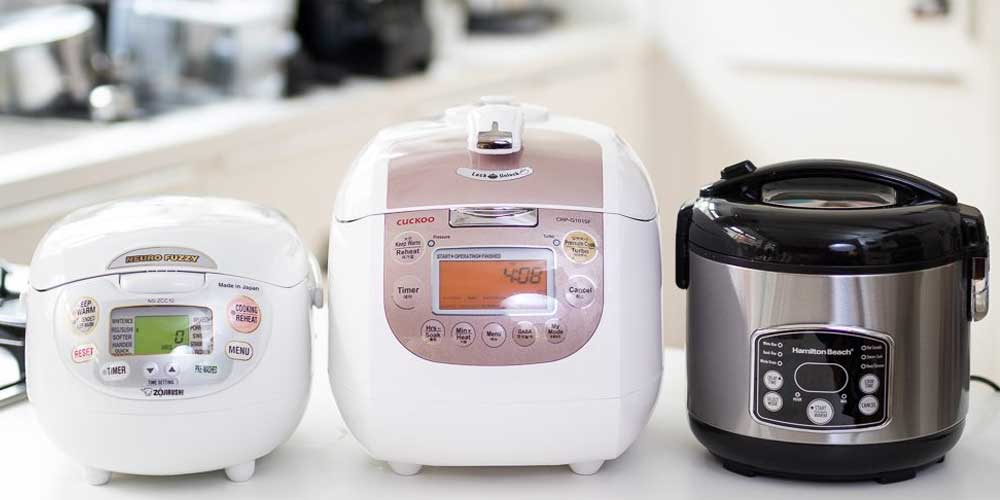 Types of Electric Rice Cookers