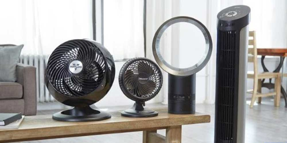 Types of Table Fans