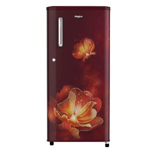 Whirlpool 190 L 4 Star Direct Cool Single Door Refrigerator