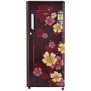 Whirlpool 200 L 4 Star Direct-Cool Single-Door Refrigerator