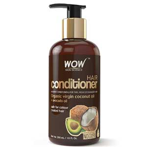 Wow Coconut And Avocado Oil Conditioner for Dry Hair