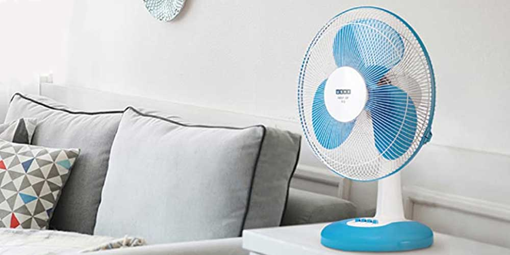 best high speed table fan