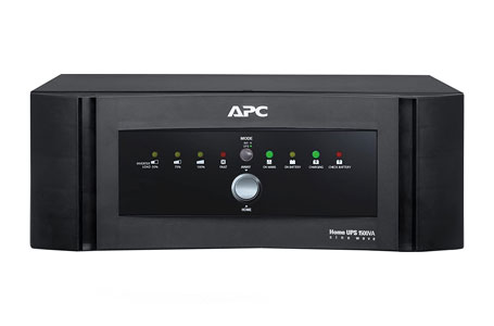 APC 1500 VA 1200-Watt Sine Wave Home UPS Inverter